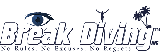 Break Diving logo